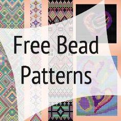 loom beading patterns | Mirrix Tapestry and Bead Looms: Portable, metal weaving looms. by cara