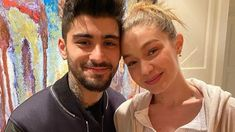 Gigi Hadid found the best way to surprise her longtime partner, former One Direction star, Zayn Malik on his 28th birthday this Tuesday...