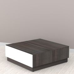Nexera 220733 Allure Coffee Table with Hidden Storage 228