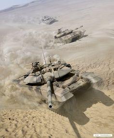 Tanks!