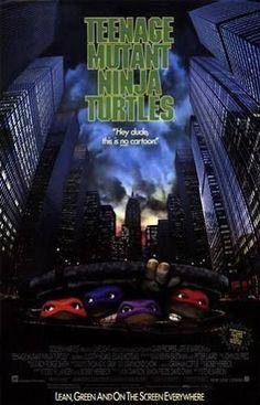 teenage mutant ninja.turtles movie.poster 11x17 - Google Search