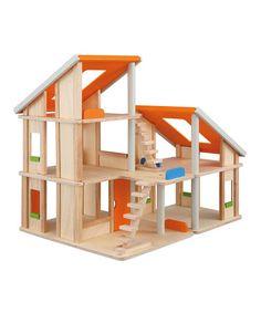 Chalet Dollhouse by PlanToys