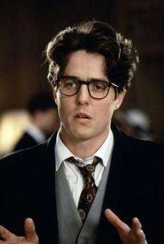 Hugh Grant in Four Weddings and a Funeral The Best Men of Movies and TV - Rotten Tomatoes Hugh Grant Young, Hollywood, Raining Men, Gary Oldman, Star Pictures, British Actors, Michael Fassbender, Keanu Reeves, Beautiful Boys