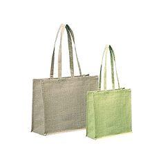 Jute Bag - Loop Handle