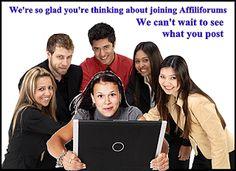 Affiforums ~ Join Our Community ~