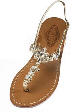 ae20523ed5b9f Elena Italian Sandal. Italian SandalsShoes SandalsFlatsHeelsCustom ...