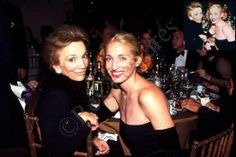 Lee Radziwill and Carolyn Bessette Kennedy