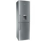 HOTPOINT FFLAA58WDG Fridge Freezer - Graphite