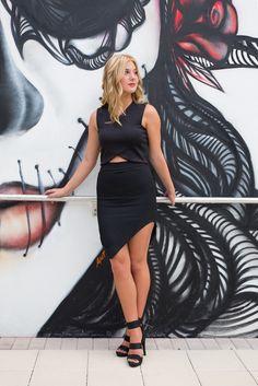 Darcy Asymmetrical Skirt – Saule Boutique