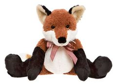 Charlie Bears Windsor Bearhouse Fox