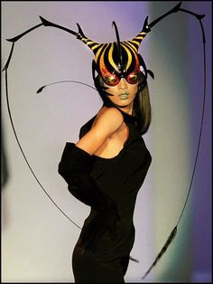 Thierry Mugler Haute Couture | Haute Couture: Thierry Mugler 1997
