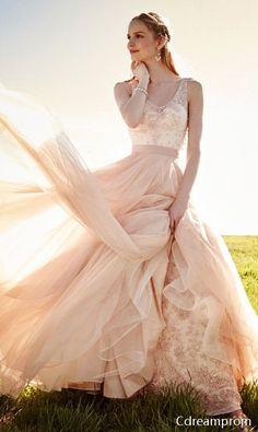 pretty wedding dress #pretty #wedding