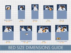 6a0e3e3634 Worried your new bed won t fit in your bedroom  Here is the complete  mattress size chart with detailed dimensions. Our suggestion is that you  consider.