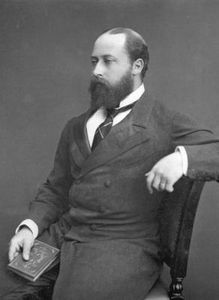 size: Photographic Print: Edward VII (Then Prince of Wale), 1876 : 1940s Hairstyles Short, Prom Hairstyles, 1870s Fashion, Look Retro, Facial Hair, Vintage Men, Vintage Images, Pop Culture, What To Wear