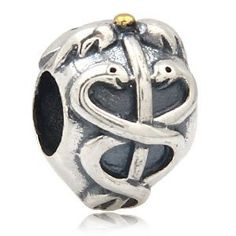 05ab1e93e LIFE SAVER Charm Original Authentic 925 Sterling Silver Beads fit for Pandora  Charms bracelets