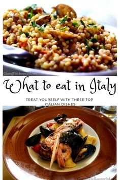 What to eat in Italy, treat yourself with these top Italian dishes   Read our post and discover the best Italian foods.