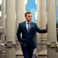 Besides <i>everything</i>, here is a short (and thus incomplete, and orderless) list of wonderful/sexy/perfect/asdfghjkl; things (with <b>PICTURES</b>) about Christoph Waltz.  Note: This list doesn't really do his entire perfect being justice but... enjoy, yes?