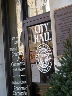 City Hall Wabash Indiana