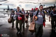 Nonprofit Profile: Team Rubicon  Team Rubicon, led by Marines Jake Wood and William McNulty, seeks to provide disaster relief by pairing the skills and experiences of military veterans with first responders, medical professionals, and technology solutions.