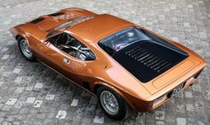 This 1969 American Motors AMX/3 Coupe sold for $891,000