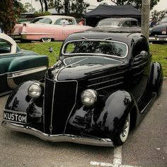 fast shiny objects : Photo - 1936 Ford Coupe