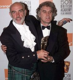 """Life is a waste of time. Time is a waste of life. Get wasted all the time and you'll have the time of your life."" Billy Connolly with fello..."