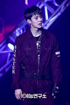 nothing like sehun in a jumpsuit and leather glove to start off your day ur fav - Sehun And Luhan, Sehun Cute, Chanyeol, Rapper, Exo Monster, Exo Group, Kim Minseok, Boy Bands, Like4like