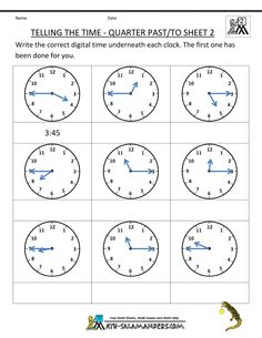 clock-worksheet-telling-the-time-quarter-past-to-2.gif 790×1,022 ...