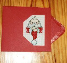 1997 Carte de Noël pour une institutrice de maternelle...