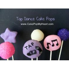 Tap dance cake pops Tap Dance, Just Dance, Dance Cakes, Brownie Bites, Cupcake Cakes, Cupcakes, Base Foods, Creative Food, Tasty Dishes