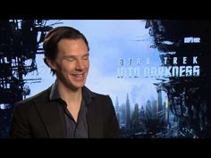 Benedict Cumberbatch shows off his Star Trek knowledge!