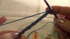 Jak zrobić łańcuszek na szydełku. Szydełkowanie podstawy