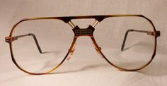 Vintage Ferrari Glasses Frames circa by InternationallyKnown, $500.00