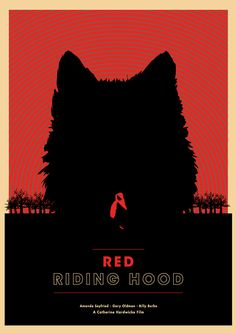 http://minimalmovieposters.tumblr.com/post/6044752733/red-riding-hood-by-cameron-johnson