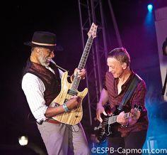 Gary Sinise and Lt. Dan Band Concert Beaufort LTDW Weekend 2012 Sept 15