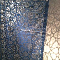 Laser cut paper patterns...