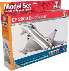 Italeri 72610 EF 2000 Eurofighter