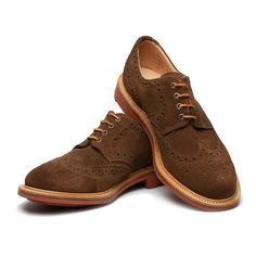 Mark McNairy Country Brougue