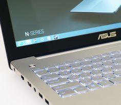 The ASUS N550 with 4th Generation Intel Core i7 Processor and NVIDIA GT 750M - The Ultimate Multimedia Notebook
