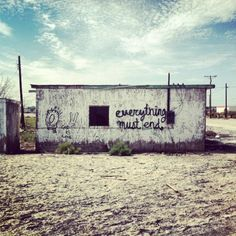 """""""Everything Must End"""" - Sultan Sea City, CA"""