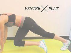 programme fitness ventre plat