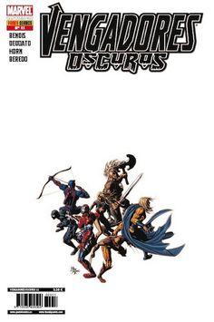Vengadores oscuros. Reinado oscuro #11