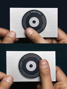 DJ Mohit Business Card- @Angel Bernadas DJ JoFo 214 nees some of these babies!!!! :]