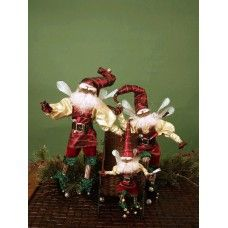 African-american Workshop Fairy Small - 13 Inches (RET)