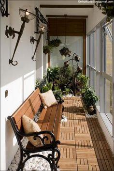 Что можно делать на балконе - Ярмарка Мастеров - ручная работа, handmade