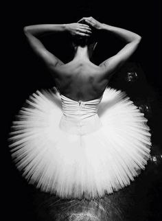 I have a feeling my senior photo shoot is going to consist of me in tutus and pointe shoes in a theatre somewhere
