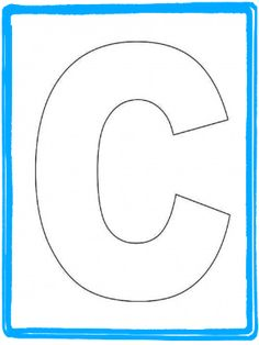 alphabet letter c template and letter c song kiboomu kids songs clipart