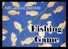A fun game of fishing to teach any objective or ask comprehension questions.