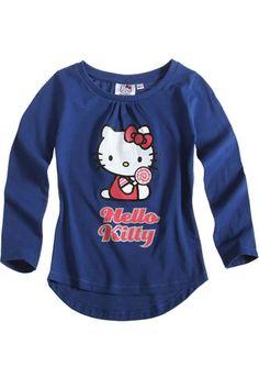 Girl's Kids Hello Kitty Official Longsleeve T Shirt Sz Age 4 10 Hello Kitty, Long Sleeve Tops, Long Sleeve Shirts, Sweatshirts, Sweaters, Cotton, T Shirt, Age, Shopping
