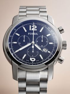 Swiss Made Watches by Fossil, Luxury Watches for Men | FOSSIL